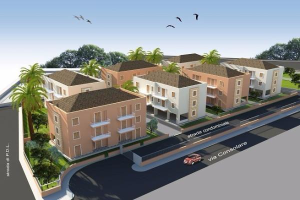 Appartamento in vendita a Santa Flavia, 4 locali, prezzo € 1.750   CambioCasa.it