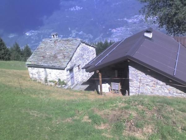 Bilocale Cosio Valtellino Via Lombardia 2