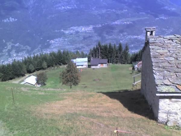 Bilocale Cosio Valtellino Via Lombardia 7