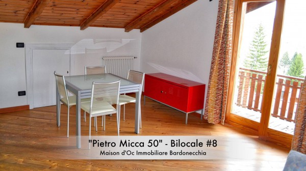 Bilocale Bardonecchia Via Pietro Micca 1