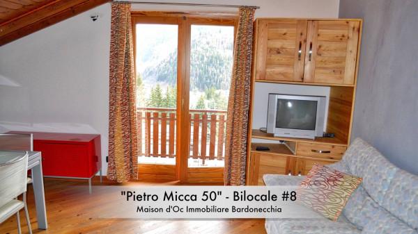Bilocale Bardonecchia Via Pietro Micca 6