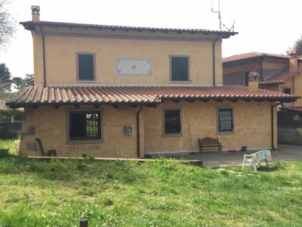 Villa in vendita a San Cesareo, 5 locali, prezzo € 319.000 | Cambio Casa.it