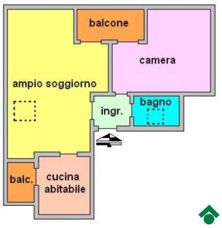 Bilocale Sesto San Giovanni Viale Ercole Marelli, 56 4