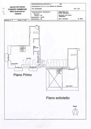 Bilocale Catania Via Archimede, 133 10