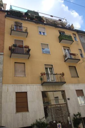 Bilocale Milano Via Clefi 10