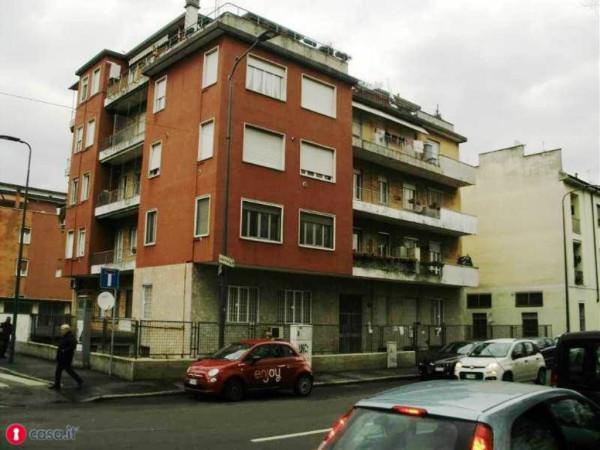 Bilocale Milano Via Anselmo Da Baggio 12