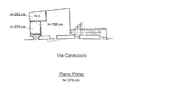 Bilocale Cefal Via Caracciolo 4