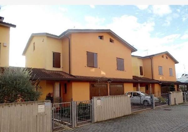Villa a Schiera in vendita a Molinella, 6 locali, prezzo € 245.000 | Cambio Casa.it