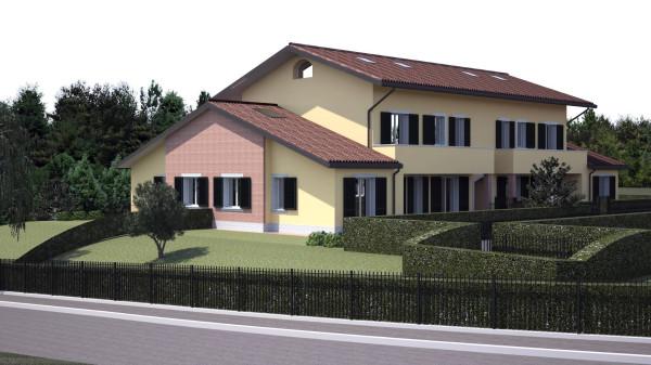 Appartamento in vendita a Montevecchia, 3 locali, prezzo € 238.000 | Cambio Casa.it