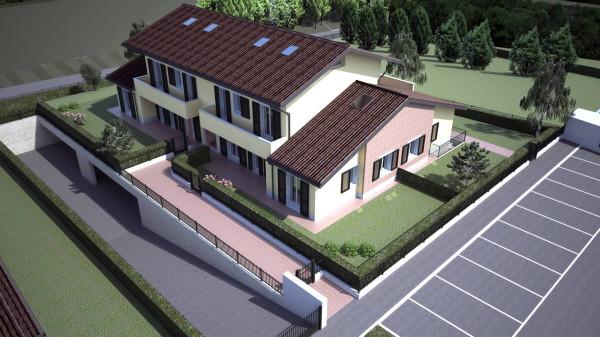 Appartamento in vendita a Montevecchia, 3 locali, prezzo € 245.000 | Cambio Casa.it
