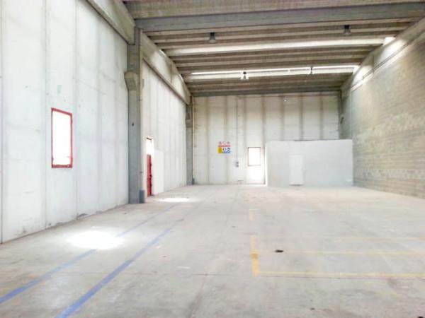 Capannone in vendita a Albairate, 1 locali, prezzo € 145.000 | Cambio Casa.it