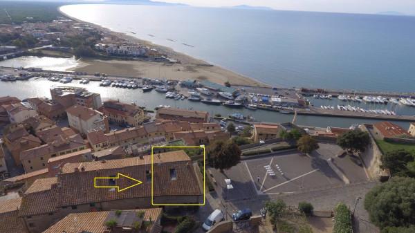 Appartamento in vendita a Castiglione della Pescaia, 6 locali, Trattative riservate | Cambio Casa.it