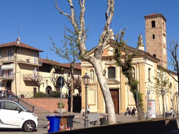 Bilocale Cambiano Via Castello 3