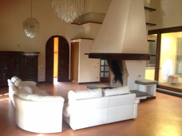 Villa in Vendita a Pieve A Nievole Periferia: 5 locali, 390 mq