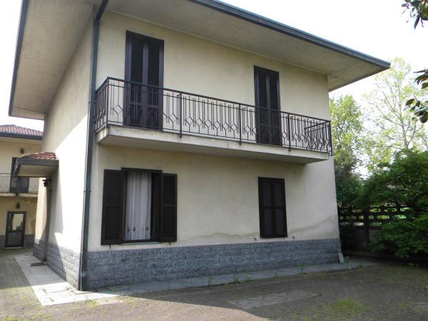 Villa in vendita a Olgiate Olona, 4 locali, prezzo € 275.000 | Cambio Casa.it