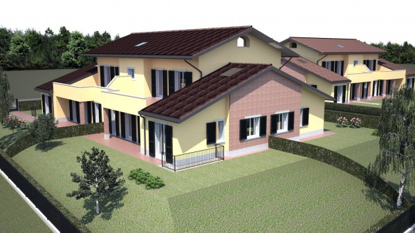 Appartamento in vendita a Montevecchia, 3 locali, prezzo € 268.000 | Cambio Casa.it