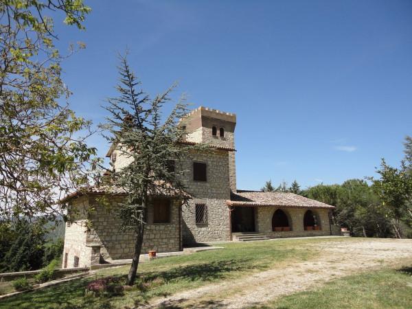 Villa in vendita a Monte Castello di Vibio, 6 locali, prezzo € 1.800.000   Cambio Casa.it