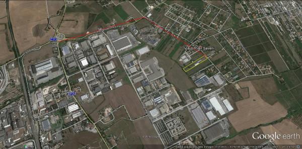 Terreno Commerciale in Vendita  zona Santa Palomba Rif.6530024