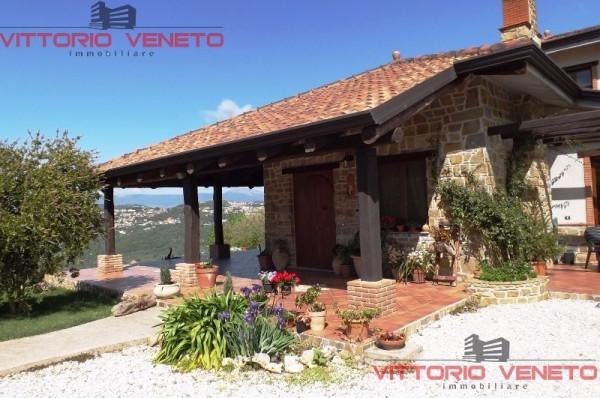 Villa in vendita a Laureana Cilento, 6 locali, prezzo € 495.000 | Cambio Casa.it