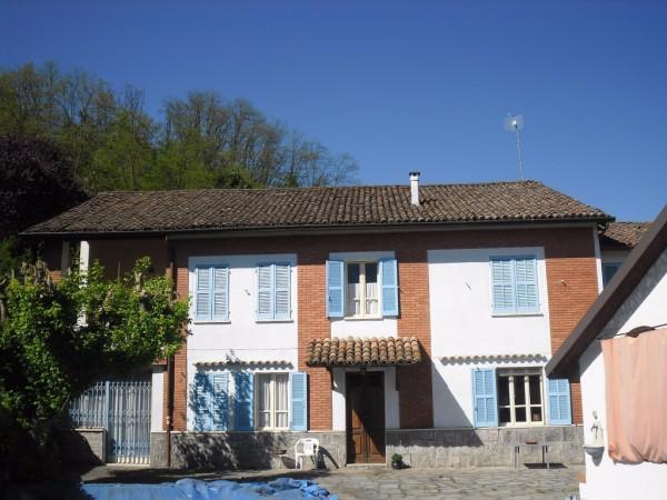 Rustico / Casale in vendita a Castelnuovo Belbo, 6 locali, prezzo € 220.000   Cambio Casa.it