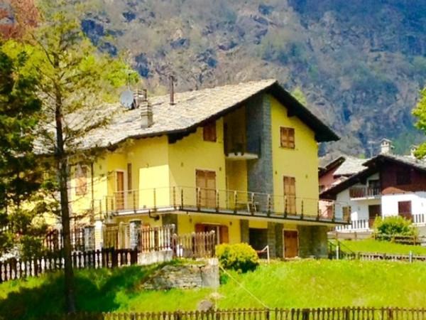 Appartamento in vendita a Issime, 3 locali, prezzo € 180.000 | Cambio Casa.it