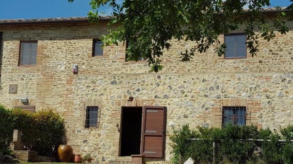 Soluzione Indipendente in vendita a Castelnuovo Berardenga, 4 locali, prezzo € 350.000 | Cambio Casa.it