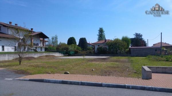 Terreno residenziale in Vendita a Ozegna Centro: 450 mq