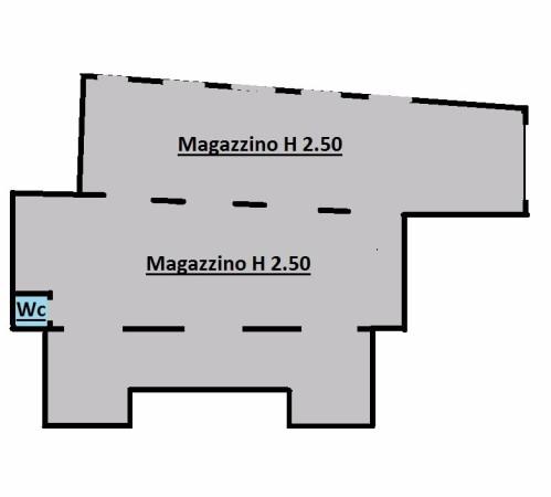 magazzino-deposito  in Vendita a Selvazzano Dentro