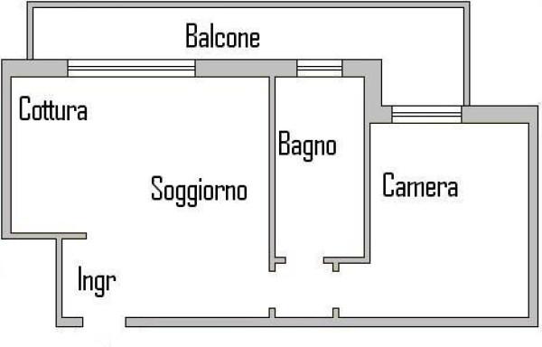 Bilocale Spino d Adda Via Milano 2