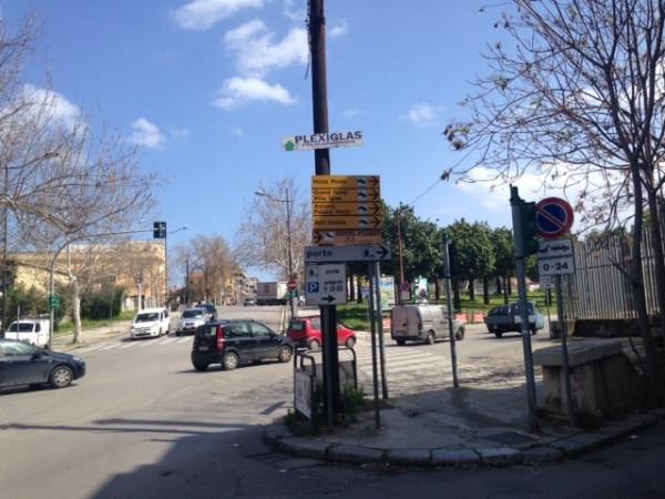 Bilocale Palermo Via Duca Della Verdura 10