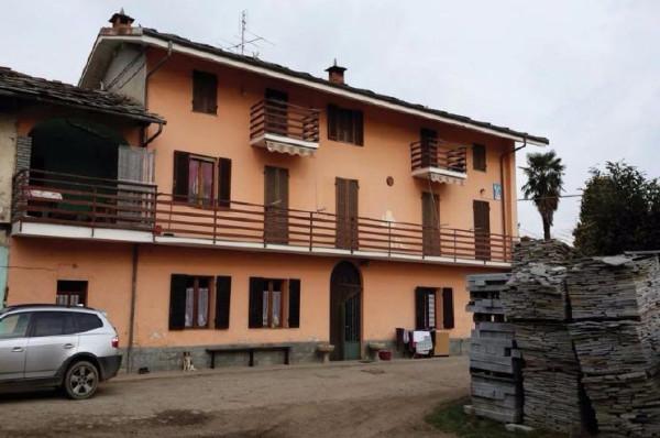 Rustico / Casale in vendita a Campiglione-Fenile, 6 locali, prezzo € 155.000 | Cambio Casa.it