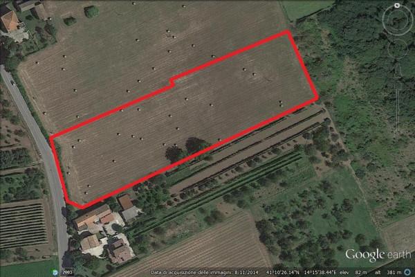 Terreno Agricolo in vendita a Pontelatone, 9999 locali, prezzo € 95.000 | Cambio Casa.it