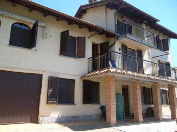 Villa in vendita a Casorzo, 6 locali, prezzo € 159.000 | Cambio Casa.it