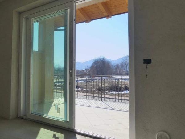 Bilocale Bernezzo Via Delfino 6