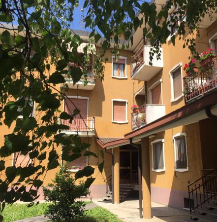 Bilocale Vimercate Via Brenta 1