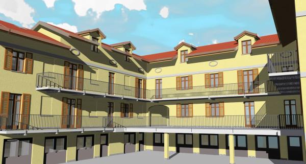 Appartamento in vendita a Lonate Pozzolo, 2 locali, prezzo € 82.000 | Cambio Casa.it