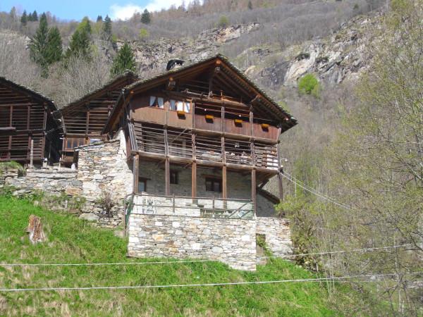 Bilocale Alagna Valsesia Via Miniere 1