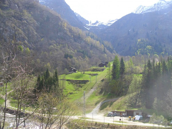 Bilocale Alagna Valsesia Via Miniere 13