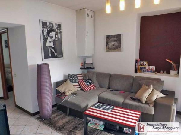 Appartamento in vendita a Leggiuno, 3 locali, prezzo € 75.000 | Cambio Casa.it