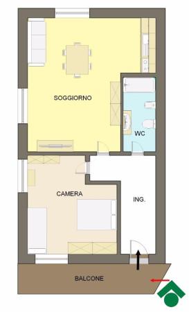Bilocale Oulx Via Bardonecchia, 42 8