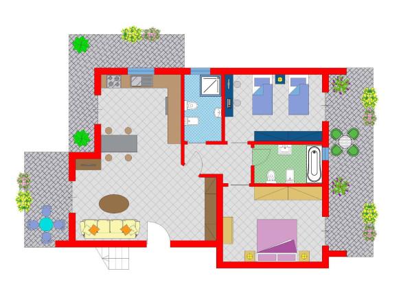 Appartamento in vendita a Succivo, 3 locali, prezzo € 129.000 | Cambio Casa.it