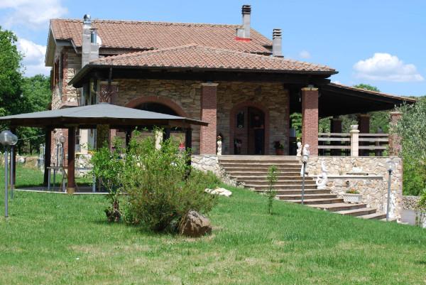 Villa in vendita a Manziana, 6 locali, prezzo € 499.000 | Cambio Casa.it