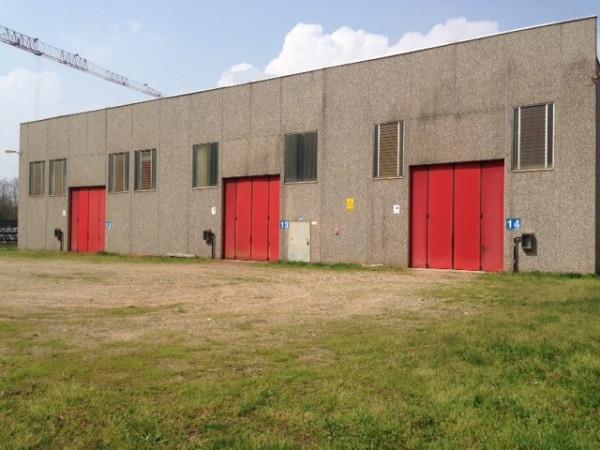 Capannone in affitto a Lonate Pozzolo, 1 locali, prezzo € 5.000 | Cambio Casa.it
