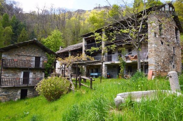 Rustico in Vendita a Vico Canavese Periferia: 4 locali, 170 mq
