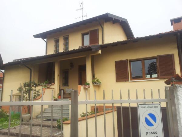 Villa in vendita a San Giuliano Milanese, 6 locali, prezzo € 599.000 | CambioCasa.it
