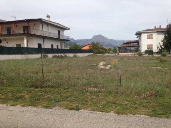 Terreno Edificabile Residenziale in vendita a Avezzano, 9999 locali, prezzo € 96.000 | Cambio Casa.it