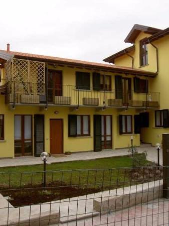 Bilocale Cazzago Brabbia Via Marconi 2