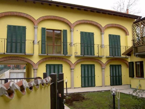 Bilocale Cazzago Brabbia Via Marconi 3