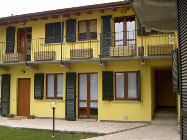 Bilocale Cazzago Brabbia Via Marconi 5