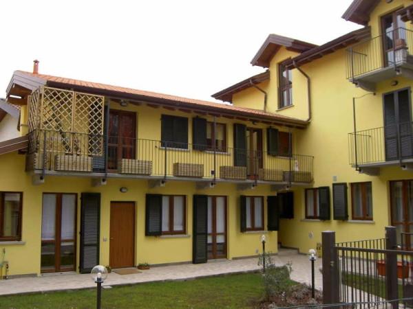 Bilocale Cazzago Brabbia Via Marconi 6